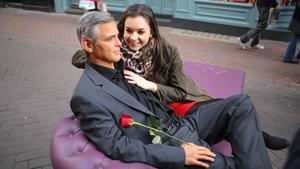 """""""Свидание"""" с Джорджем Клуни"""