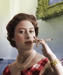 Принцесса Маргарет - скандальная красавица дома Виндзоров