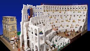 У римского Колизея появился серьезный конкурент