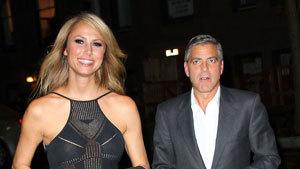 Новая возлюбленная Джорджа Клуни