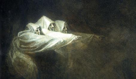 Самые известные ведьмы средневековья