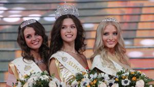 Лиза Голованова - самая красивая девушка России