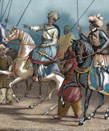 Янычары - спецназ Османской империи