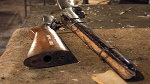 Оружейники из легендарного Кашмира