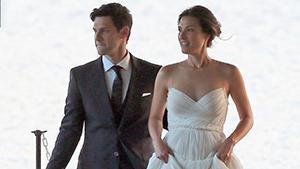 Джастин Барта и Лиа Смит поженились