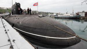 """Подводная лодка """"Алроса"""""""