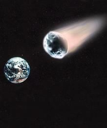 Астероиды, угрожающие Земле