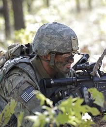 Будни военных в мире