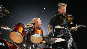 "Группа ""Metallica"" зажигает"