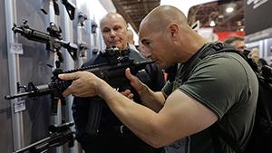 Лас-Вегас вооружает всех и вся
