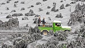 Суматра — царство пепла