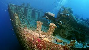 Красное море - хранитель тайн Второй мировой