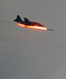"""""""Су-27"""" в ночном бою"""