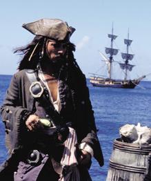 Пиратские страсти: Сундук мертвеца и бутылка рома