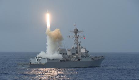 """Американский флот """"старьем"""" прирастать будет"""