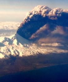Аляска взбунтовалась и посыпает пеплом
