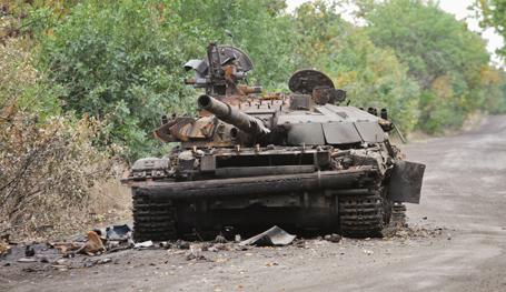 Боевые потери в братоубийственной войне