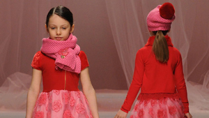 Большой модный праздник для маленьких