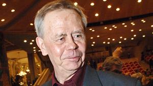 Писатель Валентин Распутин отмечает 75-летие