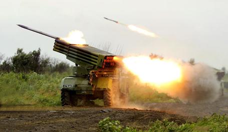НАТО до смерти боится России
