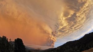 Вулкан Пуйеуэ. Живописный монстр