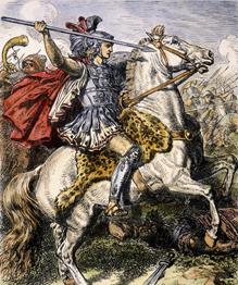 Тайна смерти Александра Великого