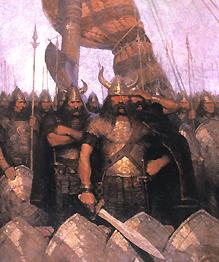 Загадка гренландской цивилизации