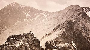 Привет альпинистам от скалолазов позапрошлого века