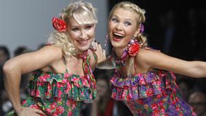 Русско-народное дефиле YanaStasia