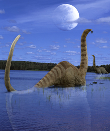 Отчего все-таки вымерли динозавры?