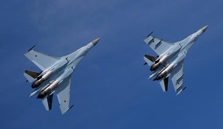 """Су-35 против """"невидимок"""" США"""