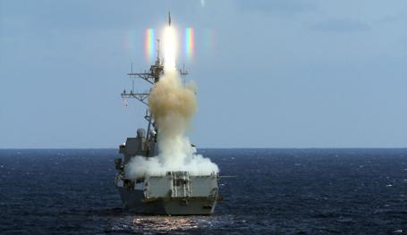 Флот США к ядерному удару готов
