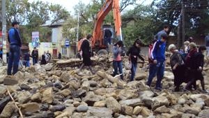Жертвами схода грязевых потоков в Дербенте стали семь человек