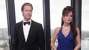 Двойники Джоли и Питта