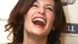 Обворожительная улыбка Оксаны Фандеры