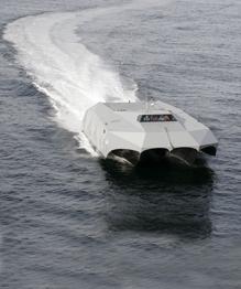 Лодка-невидимка