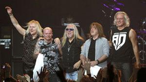Группа Uriah Heep тряхнула стариной