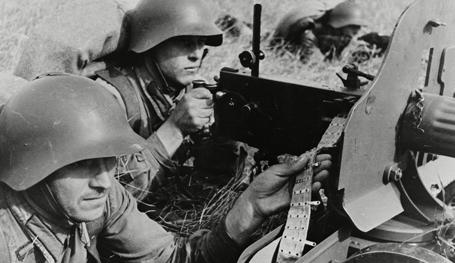 Фотодокументы Великой Отечественной войны