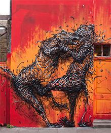 Шедевры граффити со всего мира
