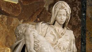 """Оплакивание Христа"": шедевр Микеланжело Буонарроти"