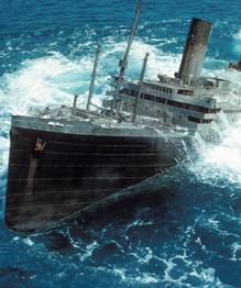 """Судьба """"братьев"""" """"Титаника"""""""