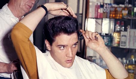Редкие фотографии Элвиса Пресли