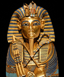 Тайна комнат Тутанхамона