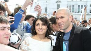 Зидан - легенда мирового футбола