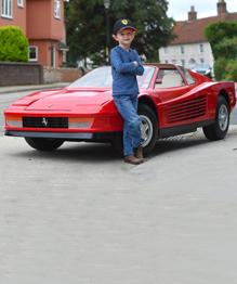Ferrari: медленно, но дорого