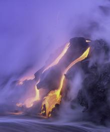 Переменчивый нрав вулкана Килауэа