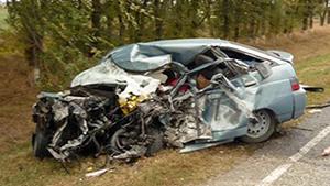 Автокатастрофа на Ставрополье: погибли 5 человек