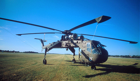 Вертолеты Сикорского: Ретроспектива в назидание