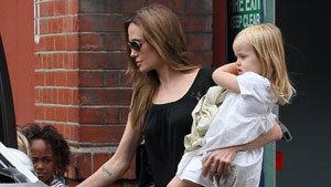 Брэд Питт: Анджелина Джоли не любит родную дочь