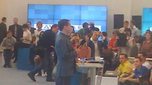 Встреча блогеров с Медведевым